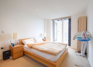 Thumbnail 1 bed flat to rent in Ability Place, London