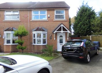 Thumbnail 3 bed semi-detached house to rent in Foxglove Close, Liverpool