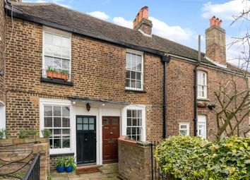 Thumbnail 1 bed terraced house for sale in The Mount Square, Hampstead Village, London