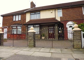 Thumbnail 3 bed terraced house for sale in Haselbeech Crescent, Norris Green, Liverpool