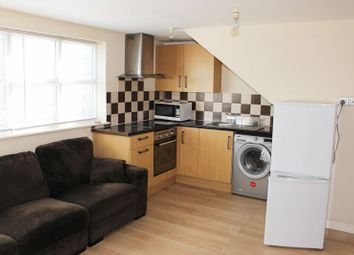 Thumbnail 2 bed flat to rent in Alfreton Road, Canning Circus, Nottingham