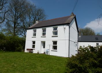Thumbnail 3 bed detached house for sale in Blaenwaun, Whitland