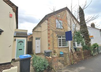 Thumbnail 2 bed semi-detached house for sale in The Causeway, Staines-Upon-Thames, Surrey