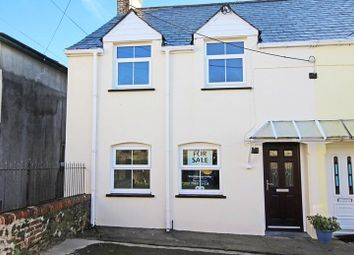 Thumbnail 3 bed terraced house for sale in Viaduct View, Holsworthy