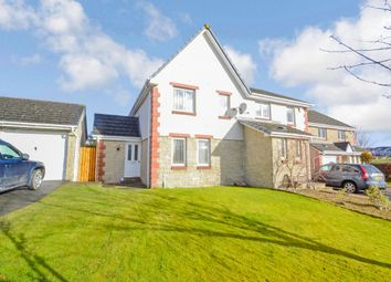 Thumbnail 3 bedroom semi-detached house for sale in Brodick Gardens, Dunfermline