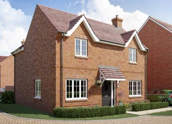 """Thumbnail 3 bed detached house for sale in """"The Elmwood"""" at Boorley Green, Winchester Road, Botley, Southampton, Botley"""