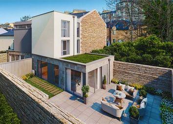 Thumbnail 4 bed semi-detached house for sale in Broughton Place Lane, Edinburgh, Midlothian