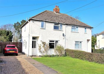Thumbnail 2 bed semi-detached house for sale in Stebbing, Dunmow, Essex