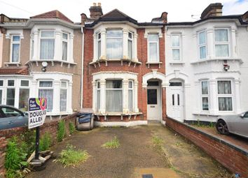 Thumbnail 3 bedroom terraced house for sale in Thorold Road, Ilford, Essex
