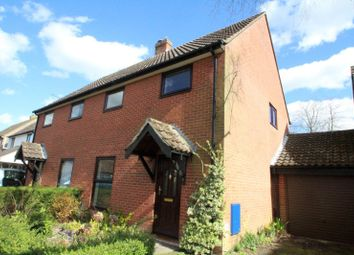 Thumbnail 3 bedroom semi-detached house to rent in Swan Close, Martlesham Heath, Ipswich