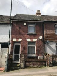 Thumbnail 2 bed terraced house for sale in 33 Bill Street Road, Strood, Rochester, Kent