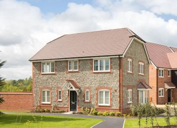 Thumbnail 4 bed detached house for sale in Mulberry Fields, Mill Straight, Southwater