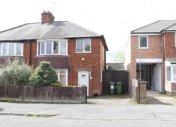 Thumbnail 3 bed semi-detached house to rent in Kirkland Road, Braunstone, Leicester