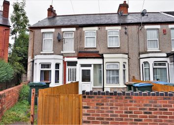 Thumbnail 2 bed terraced house for sale in Astley Avenue, Coventry
