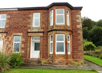 Thumbnail 2 bedroom flat for sale in Woodside, Kilchattan Bay, Isle Of Bute