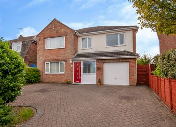Thumbnail 5 bed detached house for sale in Bolton Avenue, North Hykeham, Lincoln