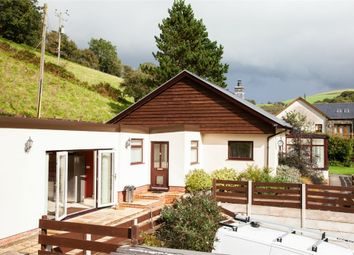 Thumbnail 3 bed detached bungalow for sale in Abercegir, Machynlleth, Powys