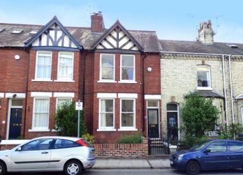 Thumbnail 4 bedroom terraced house for sale in Millfield Road, York, York