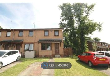 Thumbnail 2 bed end terrace house to rent in Glencoats Drive, Paisley