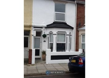 Thumbnail 2 bed terraced house to rent in Eastfield Road, Portsmouth