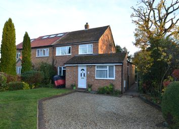 Thumbnail 3 bed semi-detached house for sale in Hundred Acres Lane, Amersham