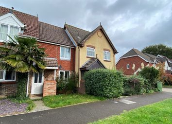Thumbnail 2 bed terraced house for sale in Clydesdale Road, Whiteley, Fareham