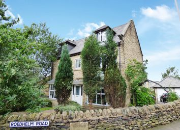 Thumbnail 5 bed detached house for sale in Roedhelm Road, Keighley, West Yorkshire