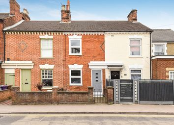 Thumbnail 2 bed terraced house for sale in Nightingale Road, Hitchin