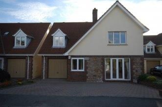 Thumbnail 3 bed detached house to rent in La Route De Quennevais, St Brelade
