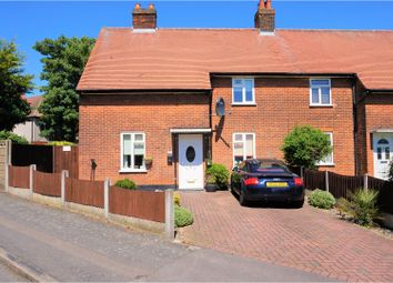 Thumbnail 3 bed semi-detached house for sale in Maldon Walk, Woodford Green
