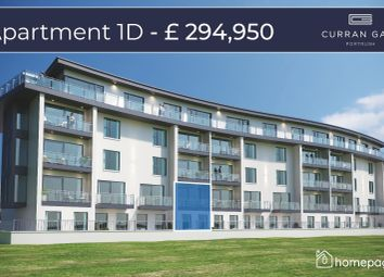 Thumbnail 3 bed property for sale in Duplex - Type D, Curran Gate, Portrush