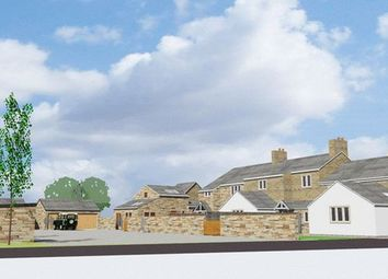 Thumbnail 3 bed mews house for sale in The Moorfield, Plot 1, Mellor