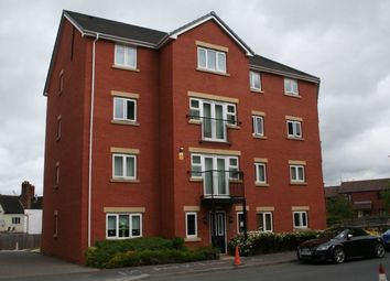 Thumbnail 1 bed flat to rent in Gloucester Close, Redditch, Redditch