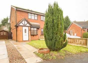 Thumbnail 2 bed semi-detached house for sale in Lonsdale Drive, Croston