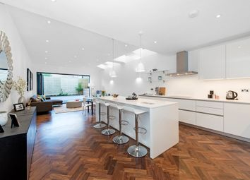 Thumbnail 5 bed semi-detached house for sale in Harfield Gardens, Grove Lane, London