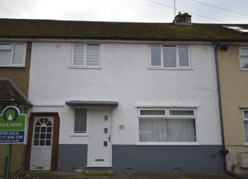 Thumbnail 4 bed terraced house for sale in Peters Avenue, London Colney, St. Albans