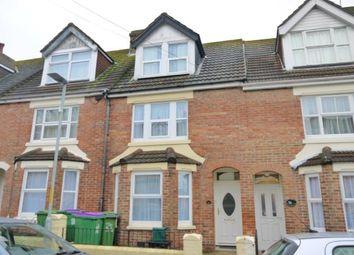 Thumbnail 3 bed terraced house for sale in Garden Road, Folkestone