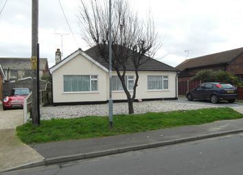 Thumbnail 3 bed detached bungalow to rent in Urmond Road, Canvey Island
