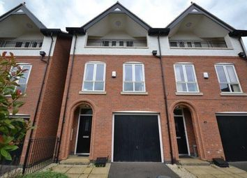 Thumbnail 3 bed town house for sale in Barradale Court, Leicester