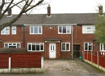 Thumbnail 3 bed terraced house for sale in Budworth Road, Sale, Cheshire