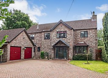 Thumbnail 6 bed detached house for sale in Skellingthorpe Road, Lincoln