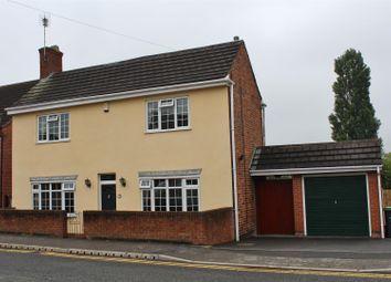 Thumbnail 3 bed detached house for sale in Hanstubbin Road, Selston, Nottingham