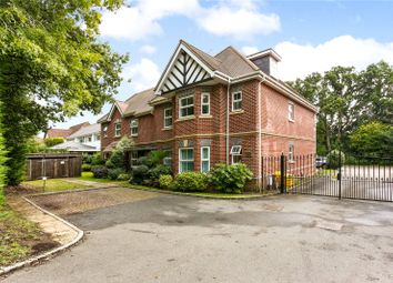 Thumbnail 2 bed flat for sale in Tudor Court, London Road, Windlesham, Surrey