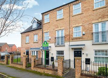 Thumbnail 3 bed terraced house for sale in Blakeney Mews, Dinnington, Sheffield