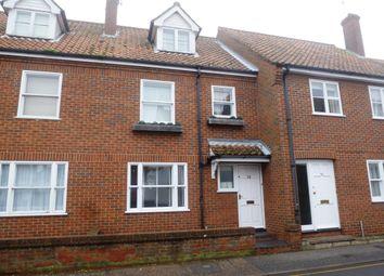 Thumbnail 3 bedroom terraced house to rent in Chapel Street, King's Lynn