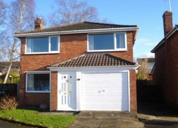 Thumbnail 3 bed detached house to rent in Stratford Road, Neston