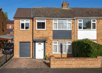 Thumbnail 4 bed end terrace house for sale in Moorland Road, York