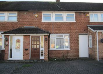 Thumbnail 2 bed terraced house to rent in Trelawney Avenue, Langley, Slough