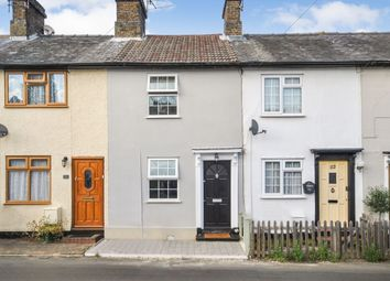 Thumbnail 2 bed terraced house for sale in West Road, Sawbridgeworth