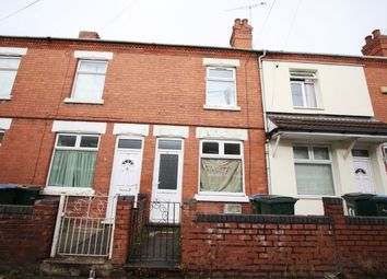 Thumbnail 2 bedroom terraced house to rent in Holmsdale Rd, Foleshill